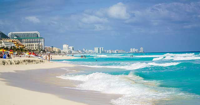 Cancun: best resort in the Mexican Caribbean