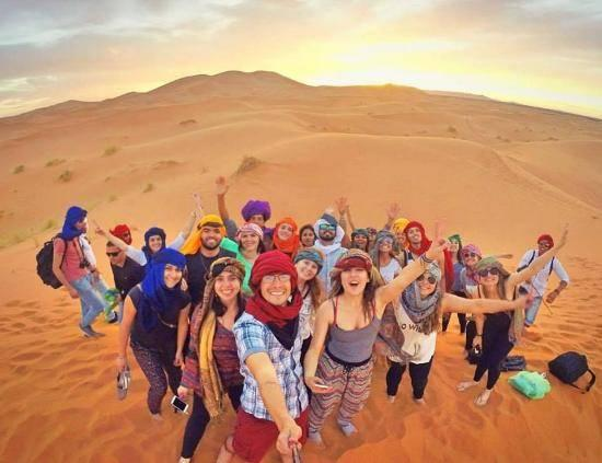 vacations in morocco