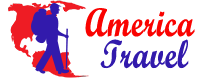 america travel logo