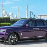 Guidelines on Hiring Sparkling Rolls Royce Cullinan in Dubai as Tourist