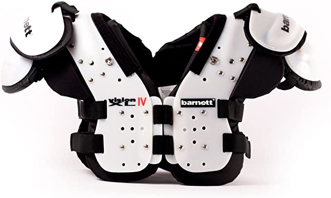 American Football Shoulder Pad And Chest Guard